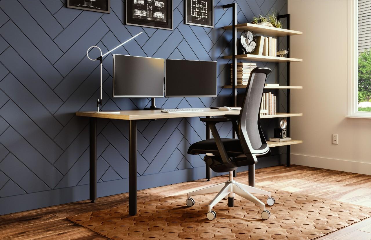 Corporate Office Workspace